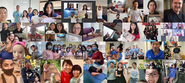 WWT APAC Virtual Events (with employees working remotely & onsite for essential services)