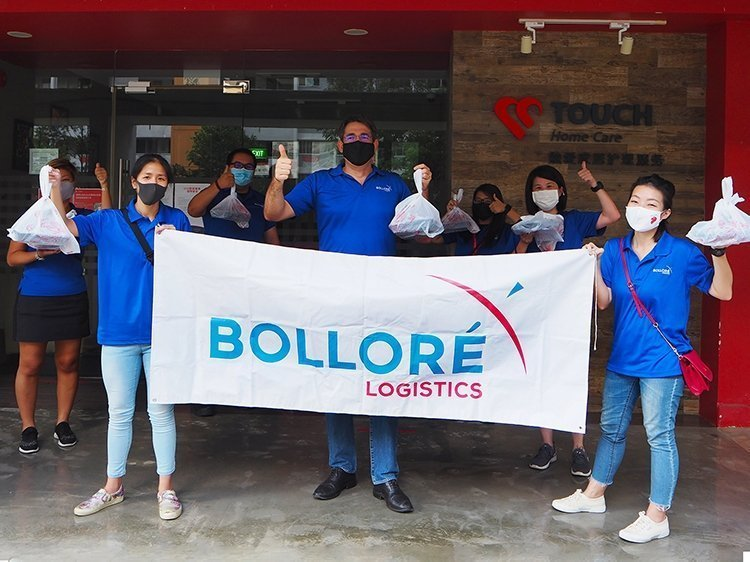 Bollore Logistics Singapore Great Place to Work Certified