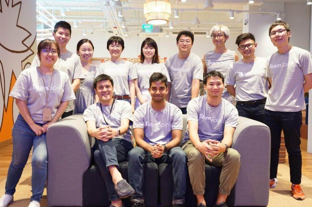TeamSpirit Great Place to Work Singapore Certified