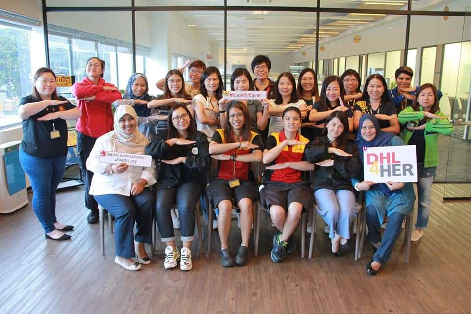 DHL Singapore Great Place to Work Certified