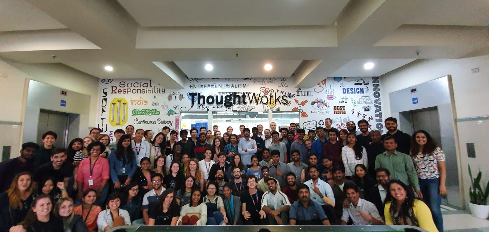 ThoughtWorks Thailand Great Place to Work-Certified