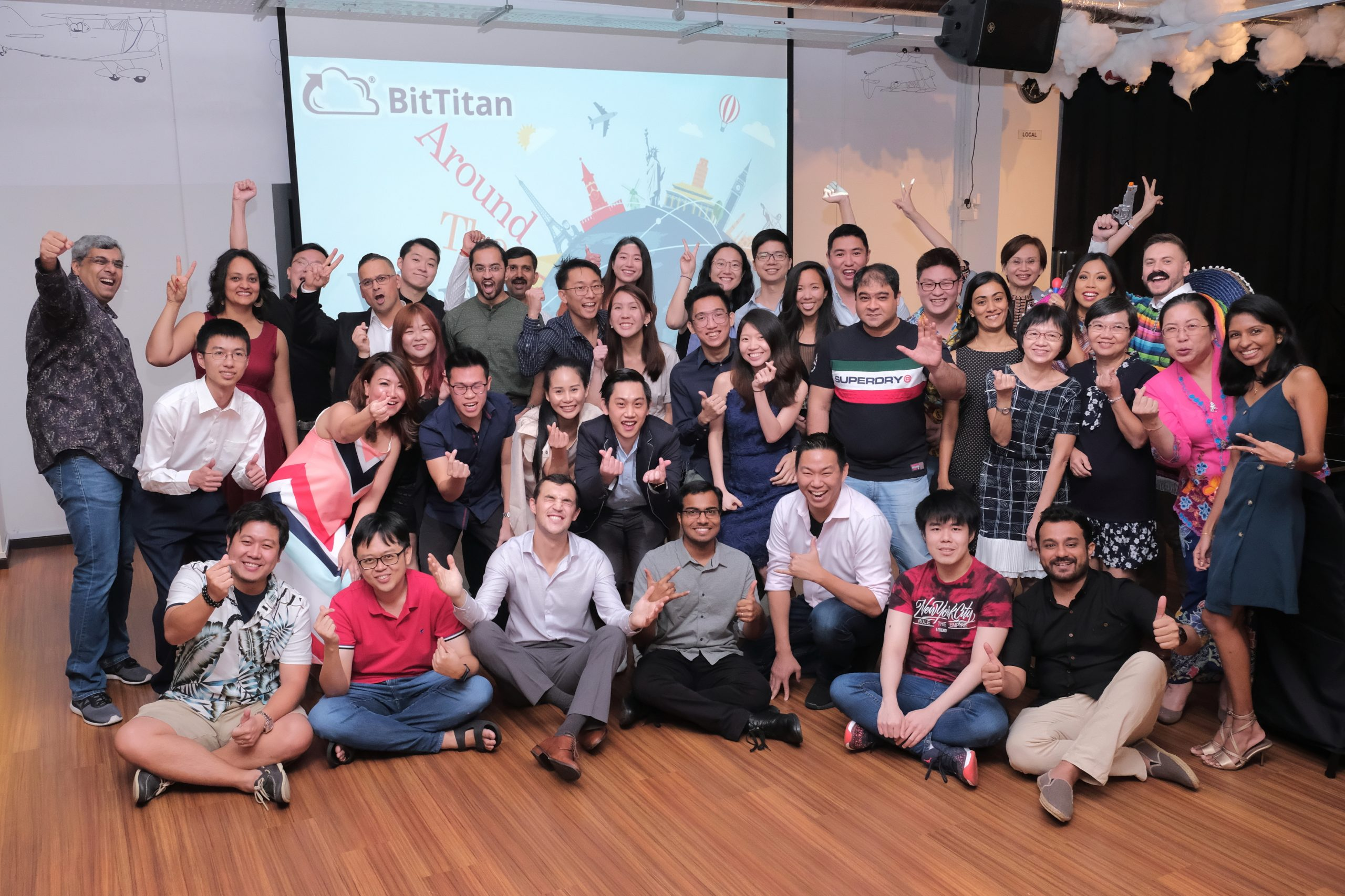 BitTitan SG Pte Ltd Great Place to Work-Certified