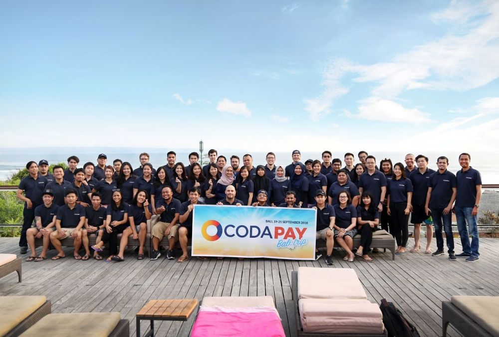 Coda Payments Great Place to Work-Certified