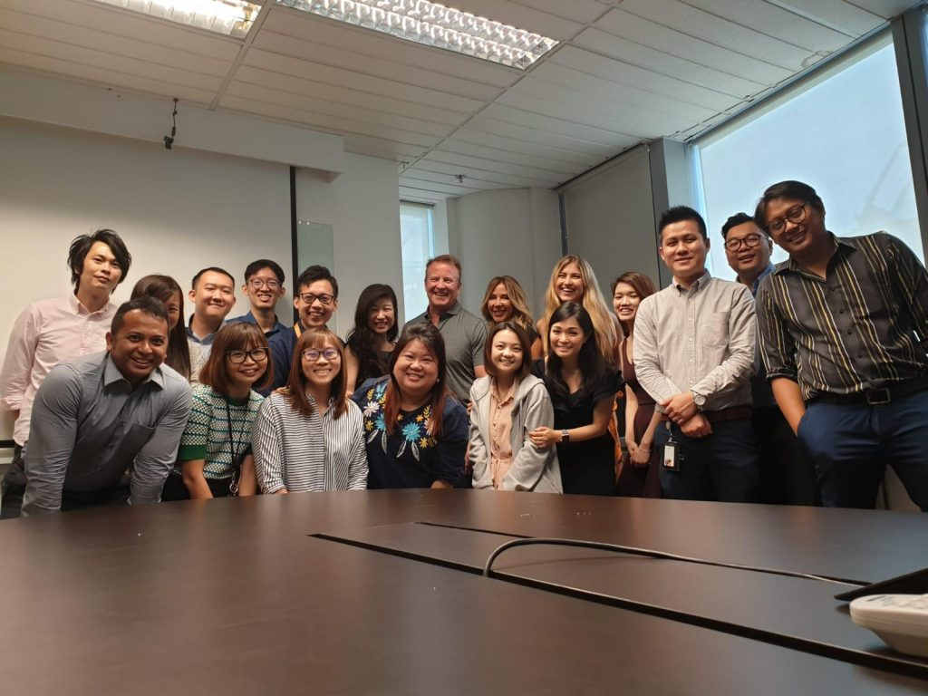 Insight Singapore Great Place to Work Certified