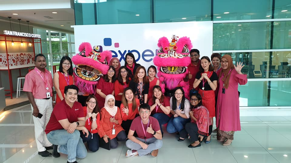 Experian Great Place To Work-Certified