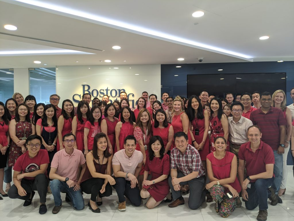 Boston Scientific Asia Pacific Pte Ltd Great Place To Work-Certified