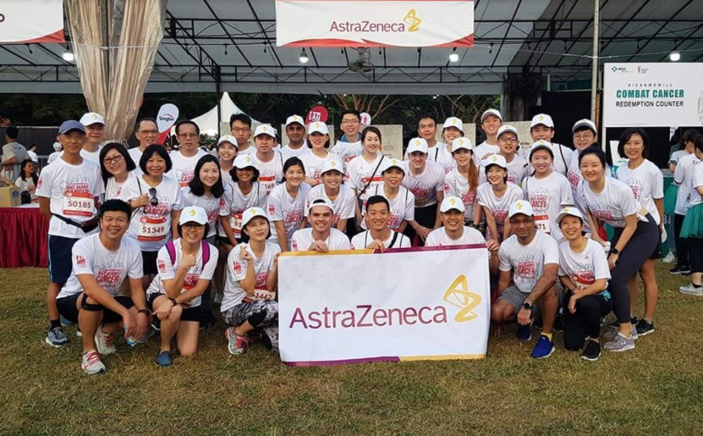 AstraZeneca Great Place to Work Certified