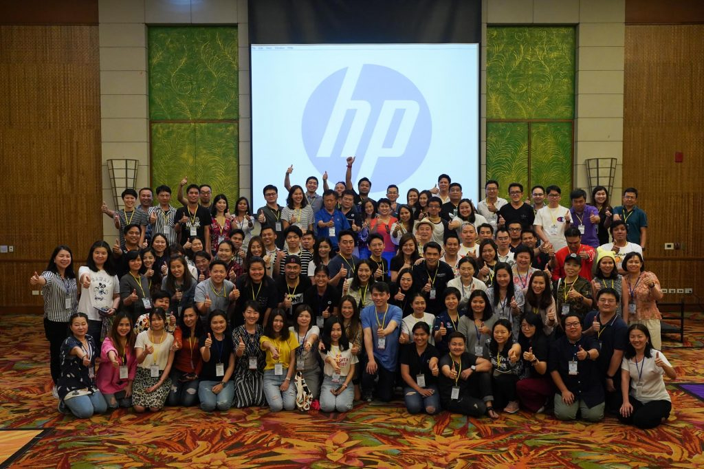 HP Inc. Thailand Great Place To Work-Certified