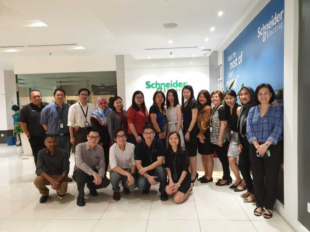 Schneider Electric Malaysia Great Place To Work-Certified