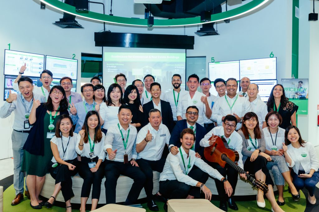 Schneider Electric Singapore Great Place To Work-Certified