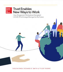 Trust Enables New Ways to Work