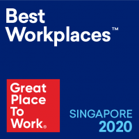 Singapore Best Workplaces, Best Companies to Work for 2020