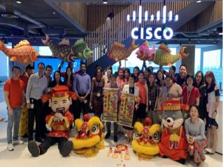 Cisco Singapore Great Place to Work Certified