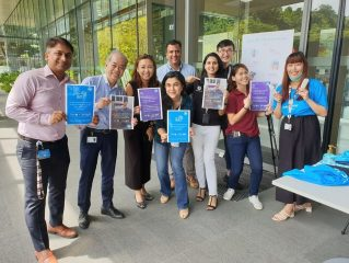 HP Inc Singapore Great Place to Work Certified